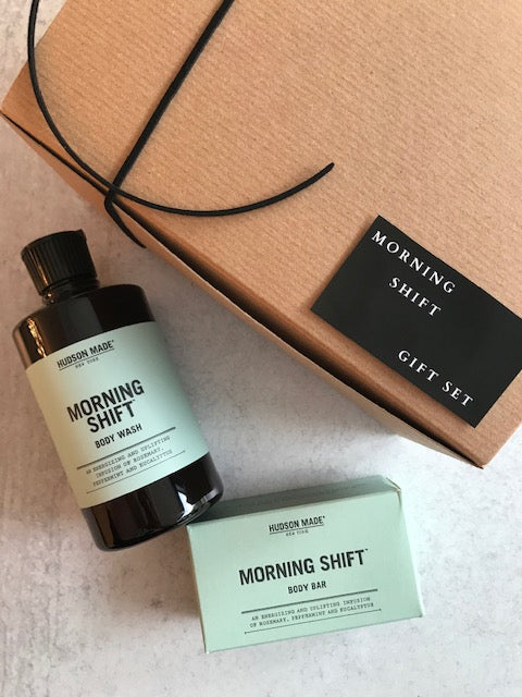 Morning Shift Gift Set