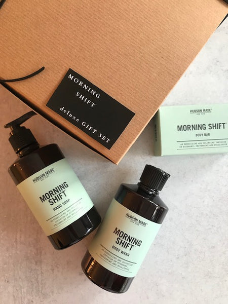 Morning Shift Deluxe Gift Set