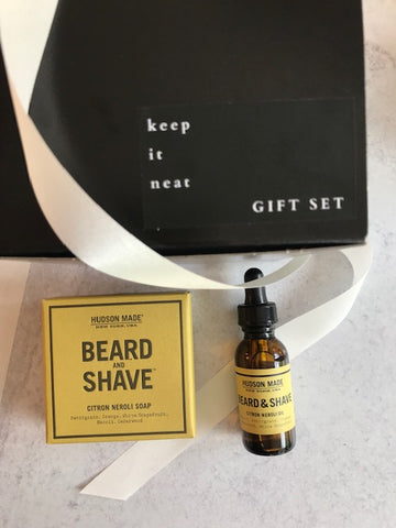 Keep it Neat Gift Set by Hudson Made