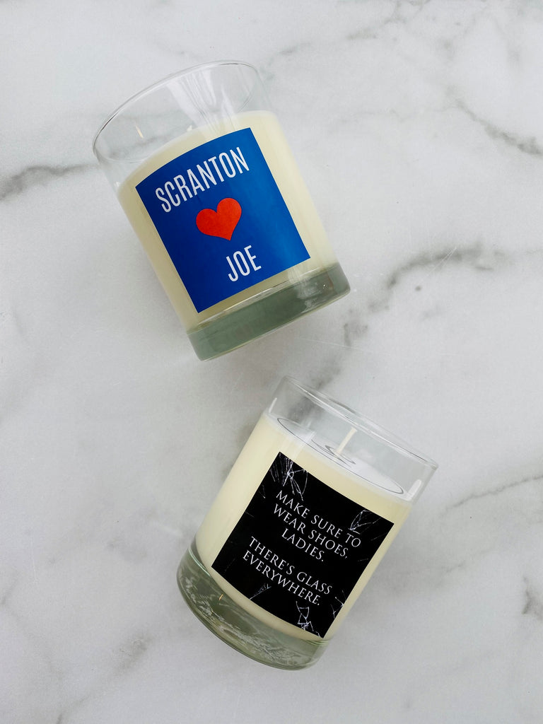 Biden + Harris Candles by Noteology