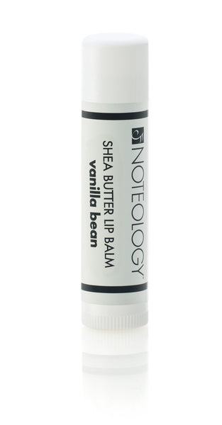 Vanilla Bean Shea Butter Lip Balm | Noteology