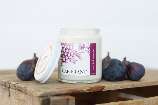 Cab Franc Wine Candle | NOTE Fragrances