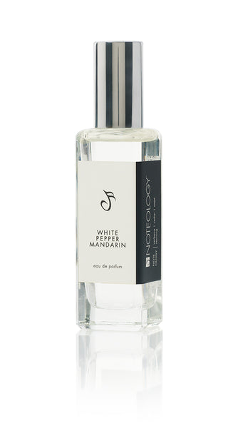 White Pepper Mandarin Eau de Parfum | Noteology