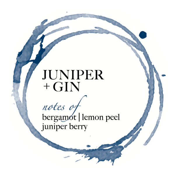 Juniper + Gin Candle | NOTE Fragrances