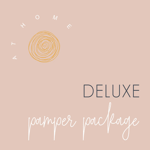 Pamper Package Deluxe gift set