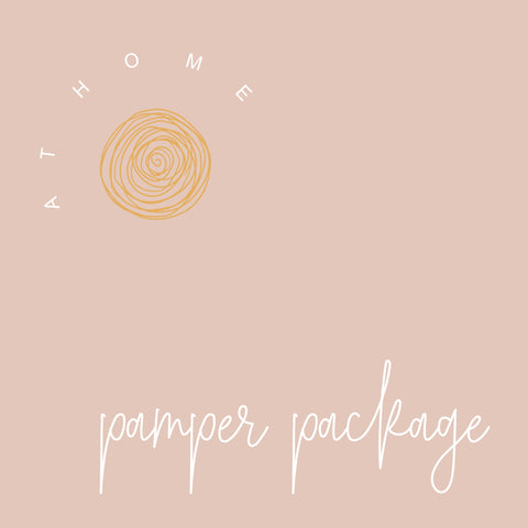 Pamper Package Gift Set