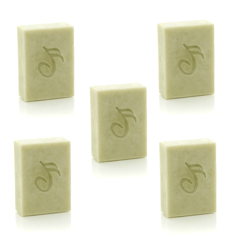Bergamot Verbena Shea Butter Bar Soap Set | Noteology