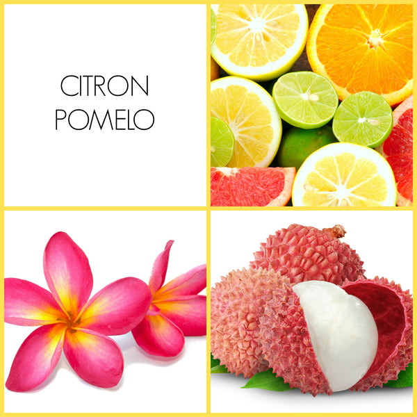 Citron Pomelo Deluxe Fragrance Mini | NOTE Fragrances