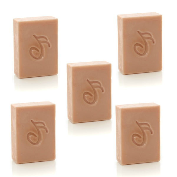 Rosewater Mandarin Shea Butter Bar Soap Set | NOTE Fragrances