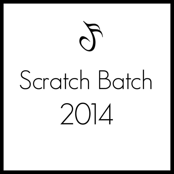 '2014 Scratch Batch' Sample | Noteology