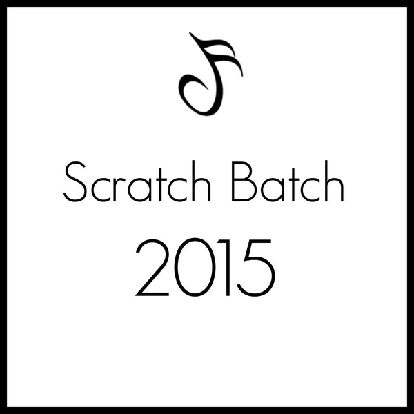 '2015 Scratch Batch' Sample | Noteology