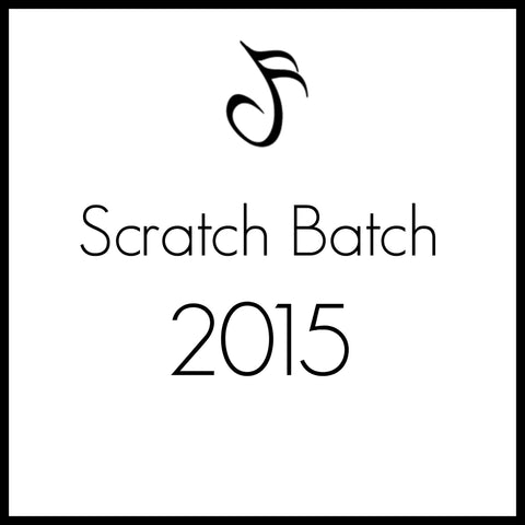 '2015 Scratch Batch' Eau de Parfum Deluxe Mini 5 ml Spray | NOTE Fragrances