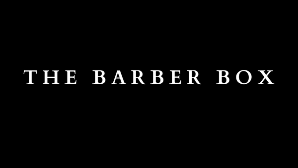 The Barber Box by Hudson Made