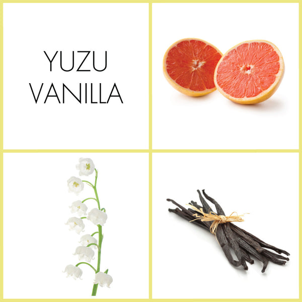 Yuzu Vanilla Fragrance | NOTE Fragrances