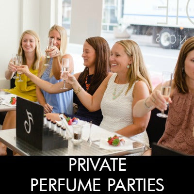 NOTE Fragrances | Private Perfume Parties