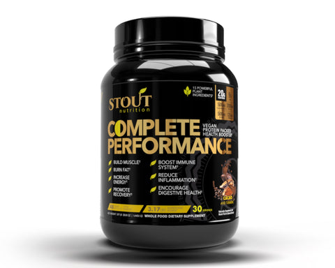 COMPLETE PERFORMANCE VEGAN PROTEIN