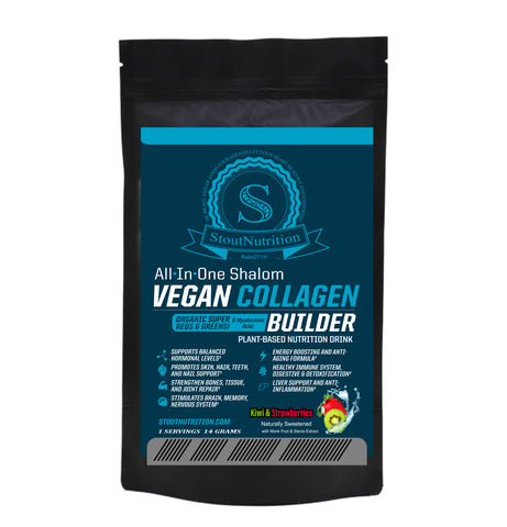All in One Shalom - Vegan Collagen - Single Packet