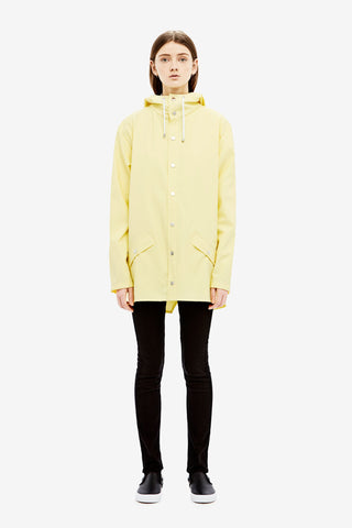 RAINS Wax Yellow Jacket