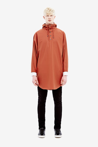 RAINS - Poncho Rust men's