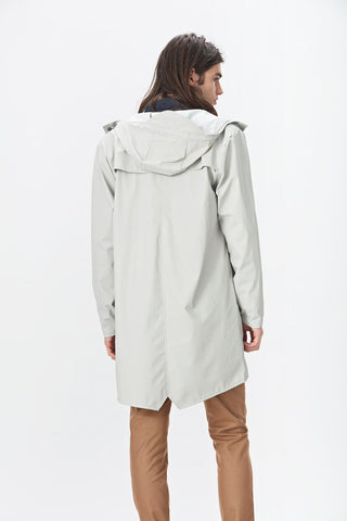Rains Long Jacket -  moon, Pláštěnky - LA LUCE