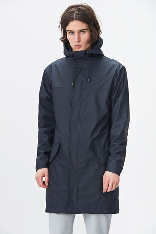 RAINS Alpine Jacket - Blue