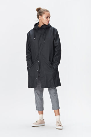 RAINS Alpine Jacket - Black