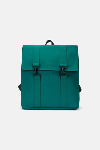 RAINS Msn Bag - Dark Teal