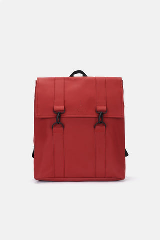 RAINS Msn Bag - Scarlet