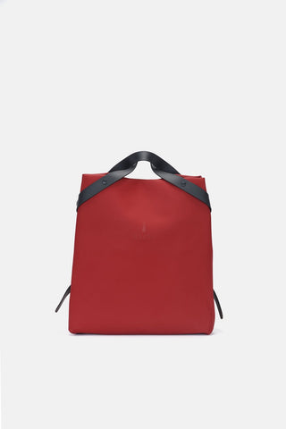RAINS Shift Bag - Scarlet