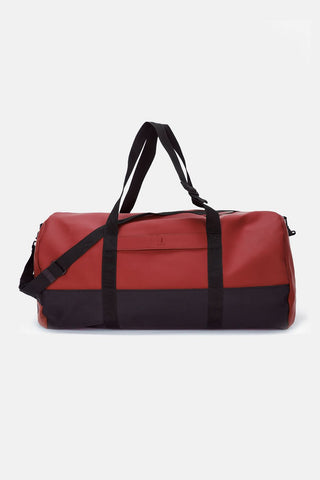 RAINS Travel Duffel - Scarlet