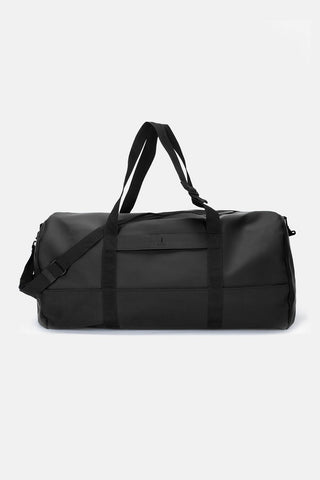RAINS Travel Duffel - Black