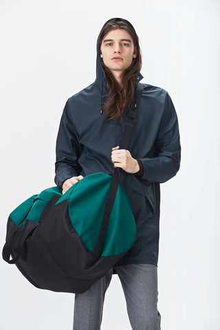 Rains Travel Duffel - dark teal, Tašky - LA LUCE