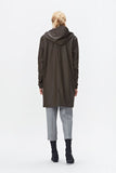 RAINS Alpine Jacket - Brown