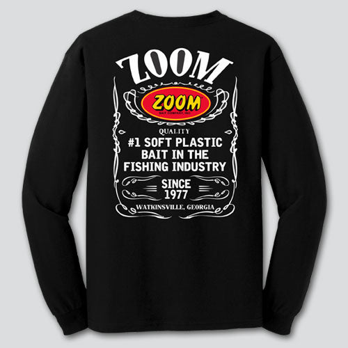 ZOOM Black Label Long Sleeve Shirt