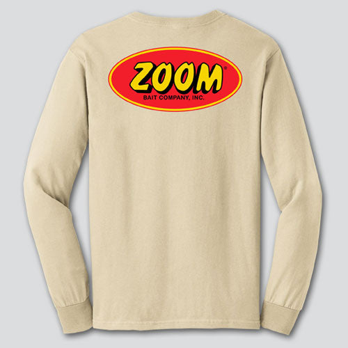 ZOOM Sand Long Sleeve Shirt