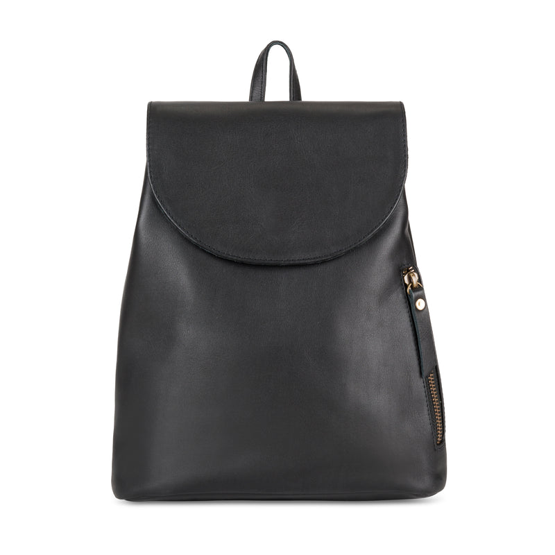Mia Leather Backpack