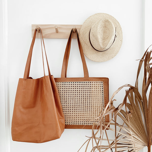 Heather Market Tote