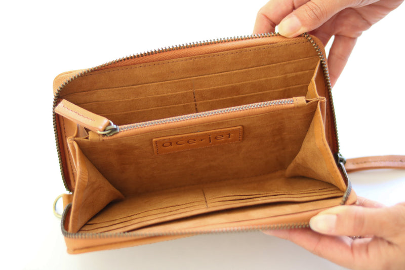 Heather wallet