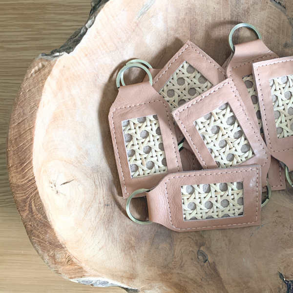 Heather Rattan Key rings