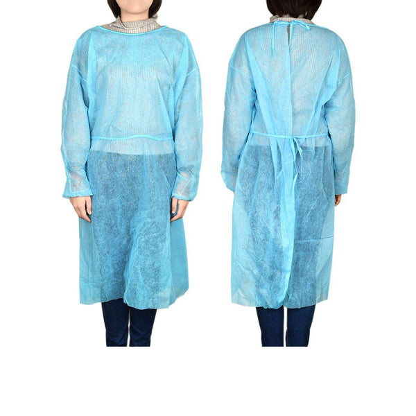 Thinner Isolation Gown (10-Pack)