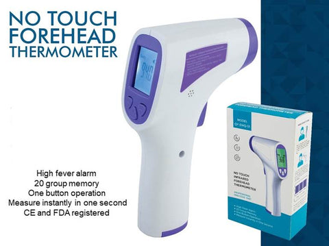 No Touch Forehead Thermometer