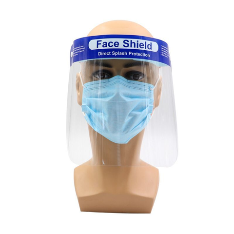 FACE SHIELD - PER PIECE