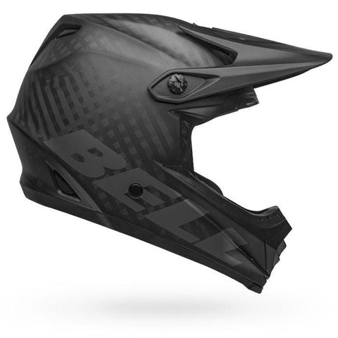 Bell Full-9 Carbon Helmet - Matte Black