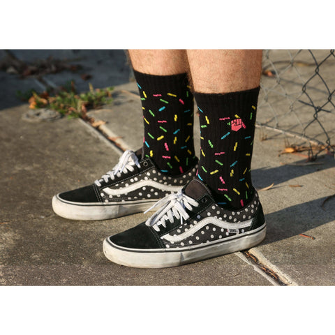 FIST Crew Socks - Sprinkles