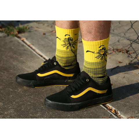 FIST Crew Socks - Miami Phase 2