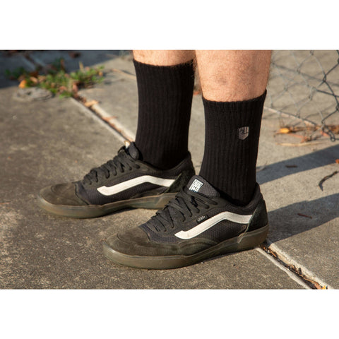 FIST Crew Socks - Blackout
