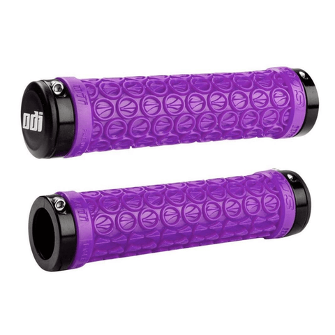 ODI SDG NO Flange Lock On Grips 130mm