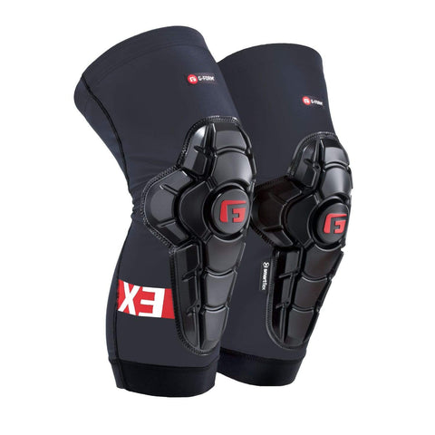 G-Form Youth Pro-X3 Knee Pads - Gray