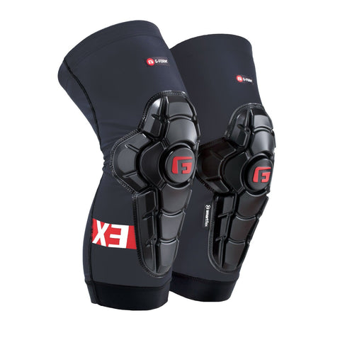 G-Form Pro-X3 Knee Pads - Gray