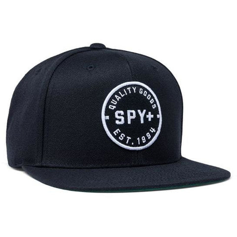 Cepure SPY Bentley Patch Snapback - Black